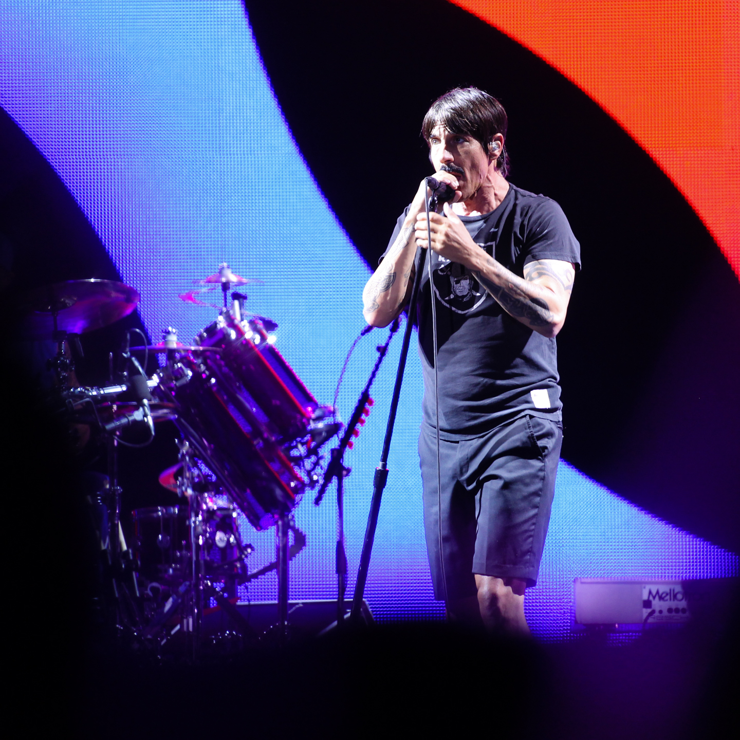 Anthony Kiedis, RHCP, Day 1 at KAABOO