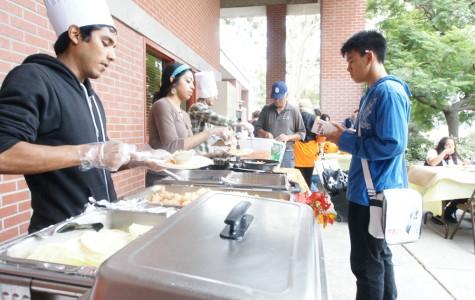 Festival brings focus to campus farming