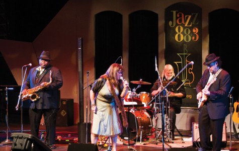 A spectacular performance and excellent tribute to jazz greats
