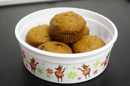 Pumpkin Muffins.  Jennifer Manalili