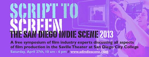 Script to Screen promotional banner. Official website