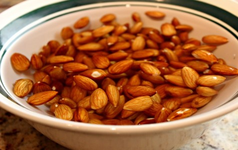 Almonds are a cheap and convenient snack to have throughout the day for better health and more energy. Faduma Muhidin, City Times