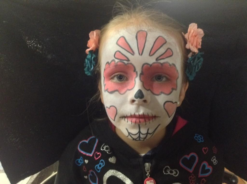 Face painting for all ages