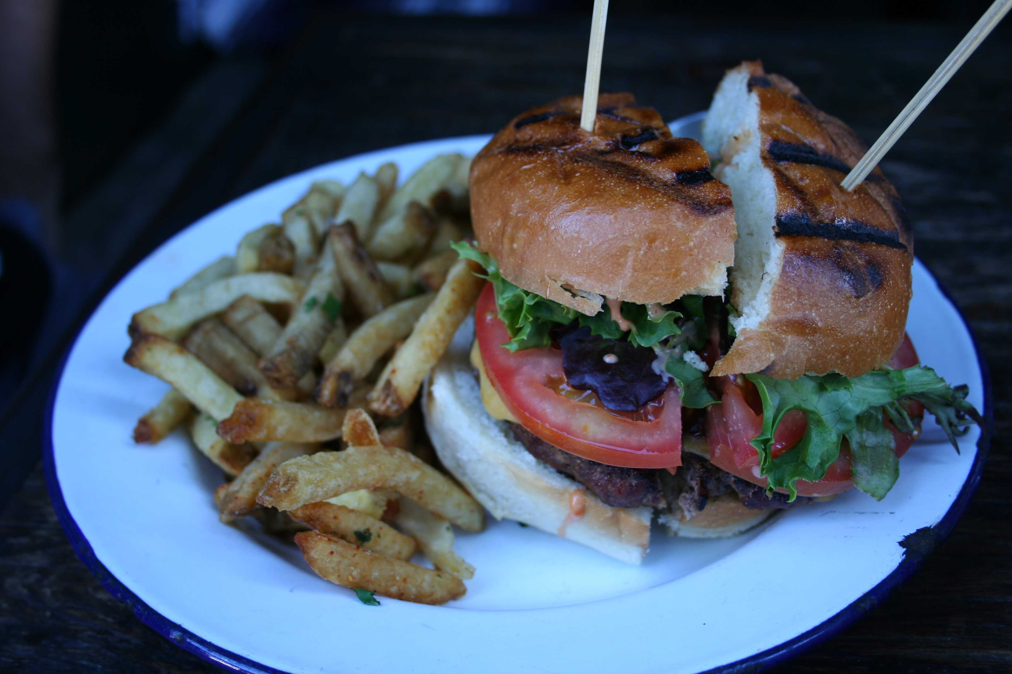 Contemporary American food is served at Craft and Commerce in Little Italy. Michelle Moran, City Times.