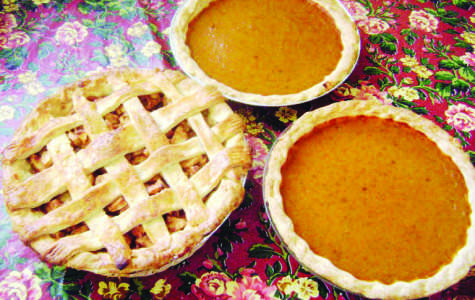 Homemade apple pie with lattice crust and pumpkin pies to enjoy this Thanksgiving. Jennifer Manalili, City Times.