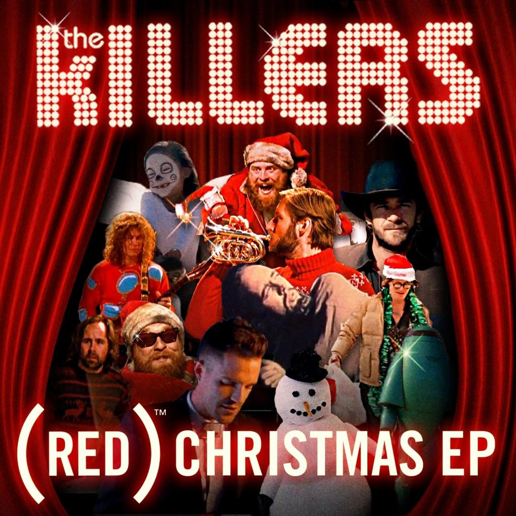 The Killers (RED) Christmas EP.