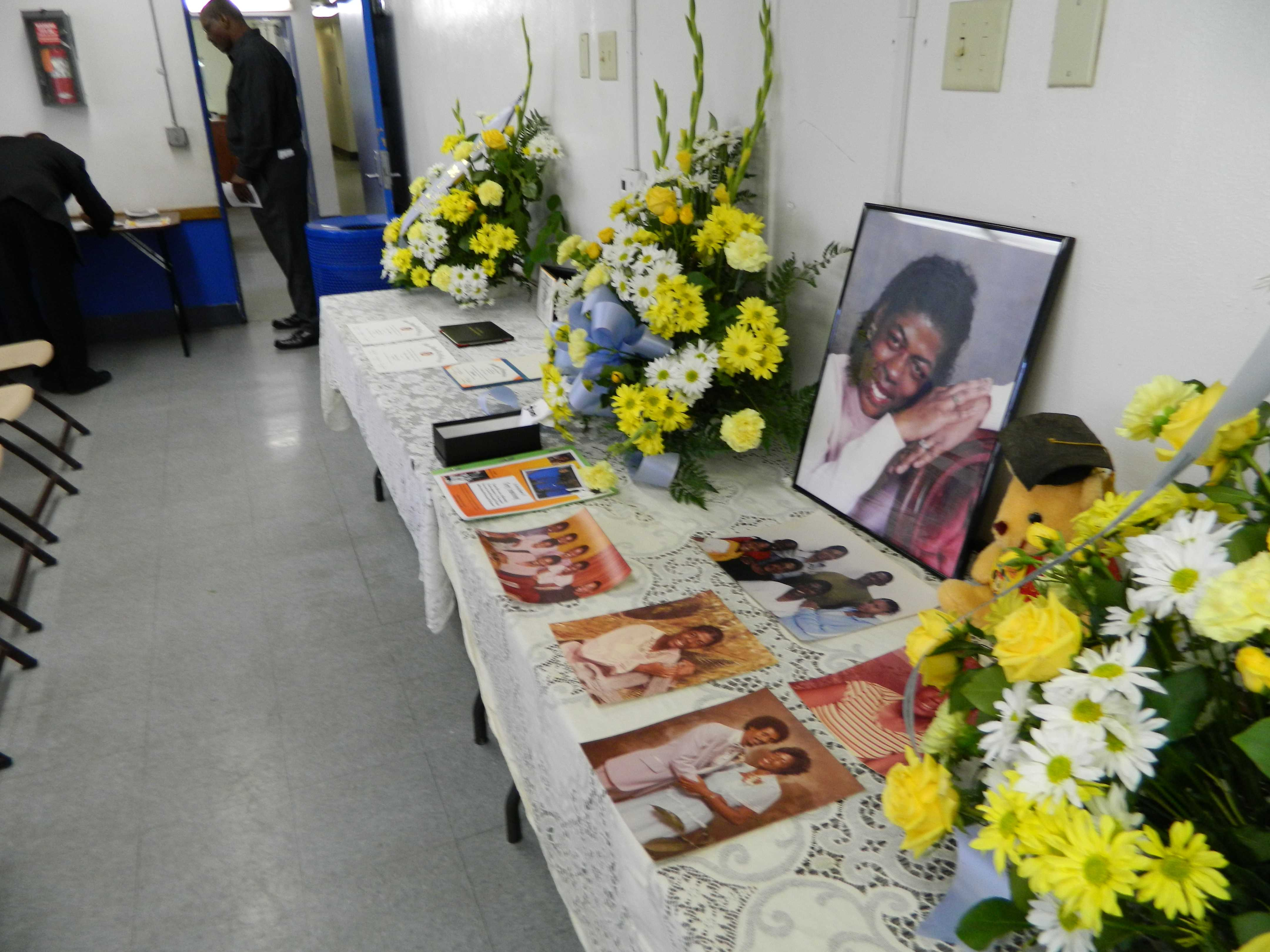A memorial service Feb. 13 celebrated the life of long-time student activist Terry Armstrong, who died of a heart attack at age 52.Photo credit: Christopher Handloser