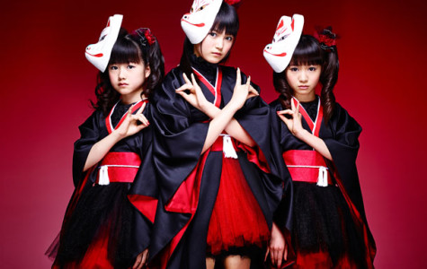 BABYMETAL. (Official album image)