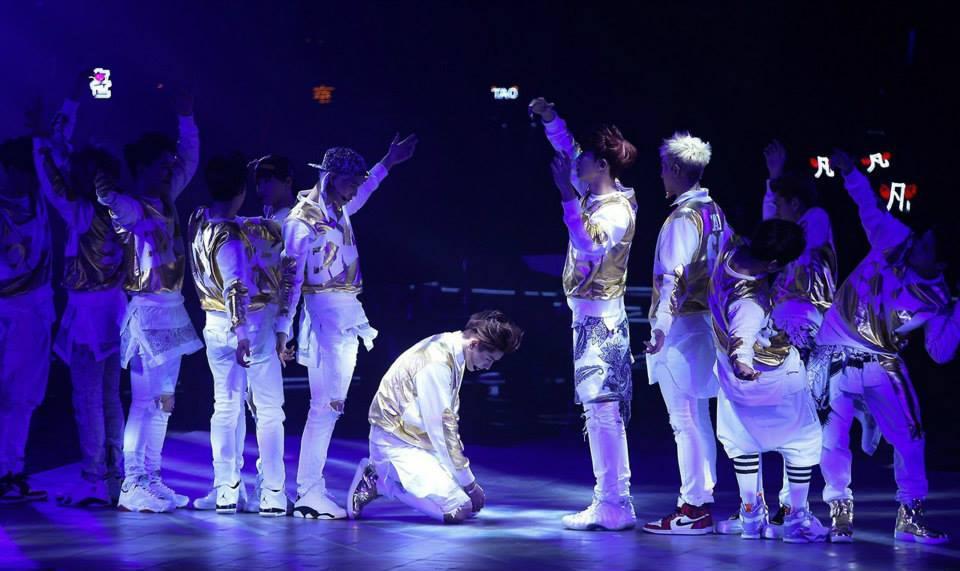 EXO (Official Facebook image)