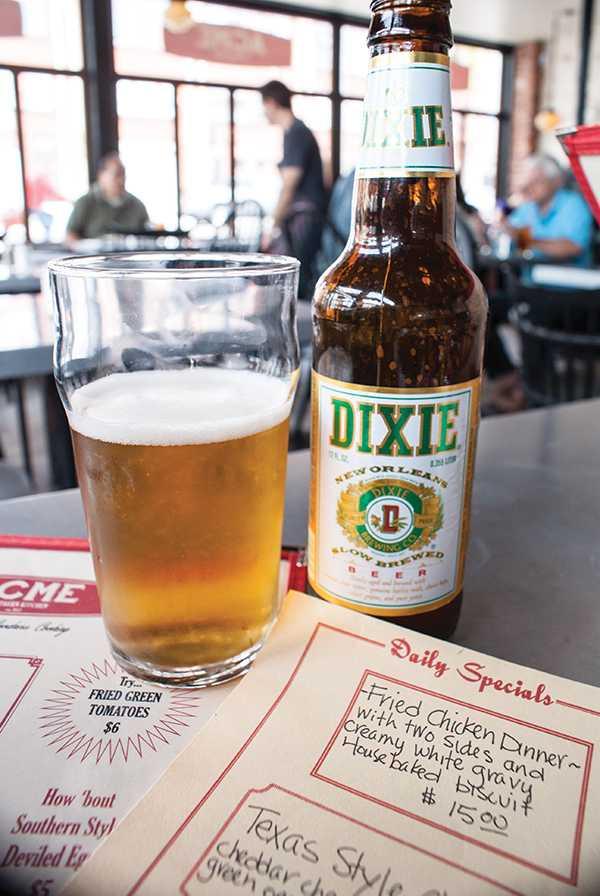 Dixie+beer