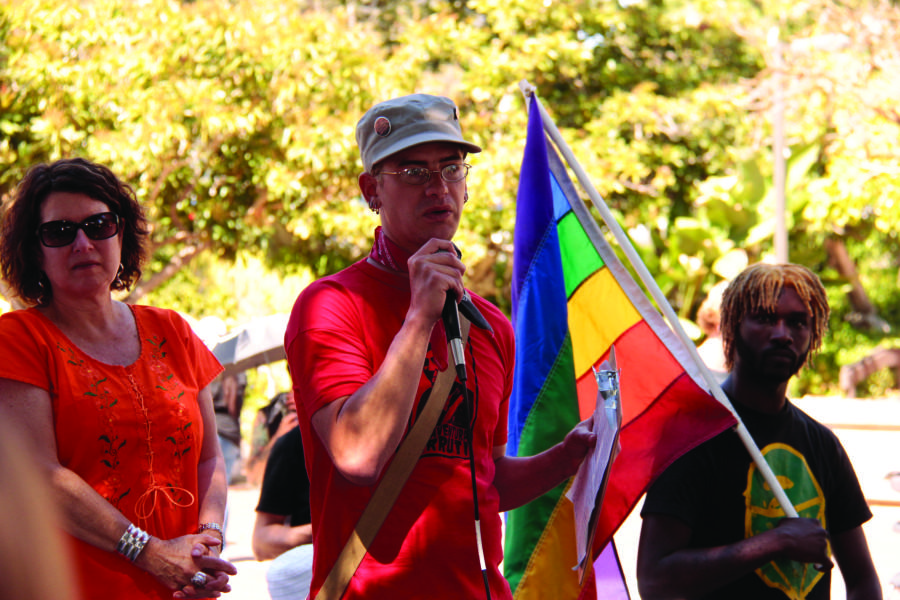 LGBTQI speaker
