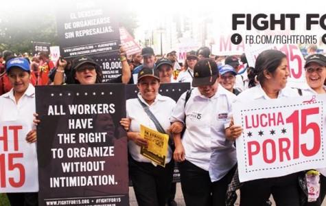 La campaña exige que trabadores reciban un sueldo que les permita salir de la pobreza. Imagen de Facebook