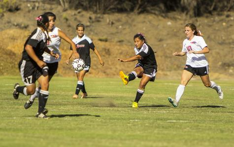 Women's soccer team loses in a devastating battle against Palomar College