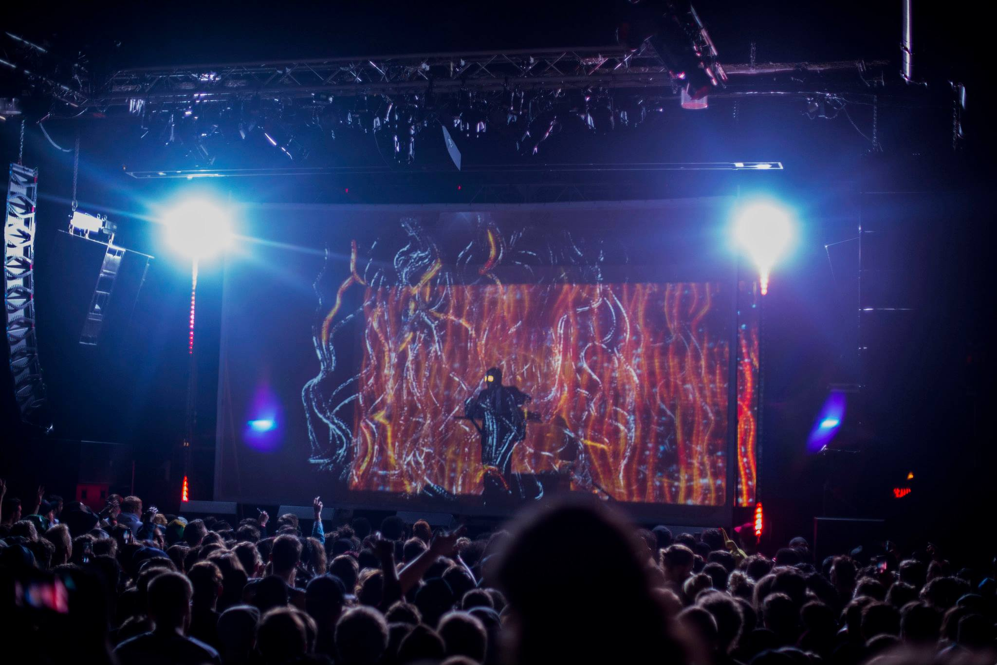 Flying Lotus performs at the First Avenue Mainroom in