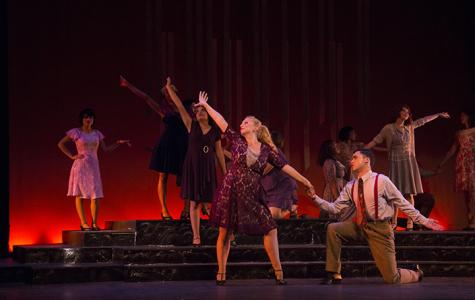 A jump, a jive and a Broadway lullaby – Songs and dances from the '30s and '40s come alive and dazzle in two-hour musical revue 'All Night Strut'
