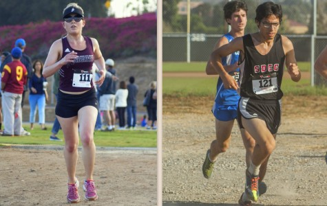 The final mile – Knights cross-country season comes to an end