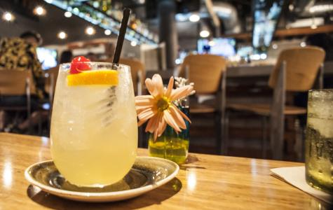 Spike Africa's offers a selection of euphoric drinks to accompany their vast South African menu. Photo credit: Torrey Spoerer