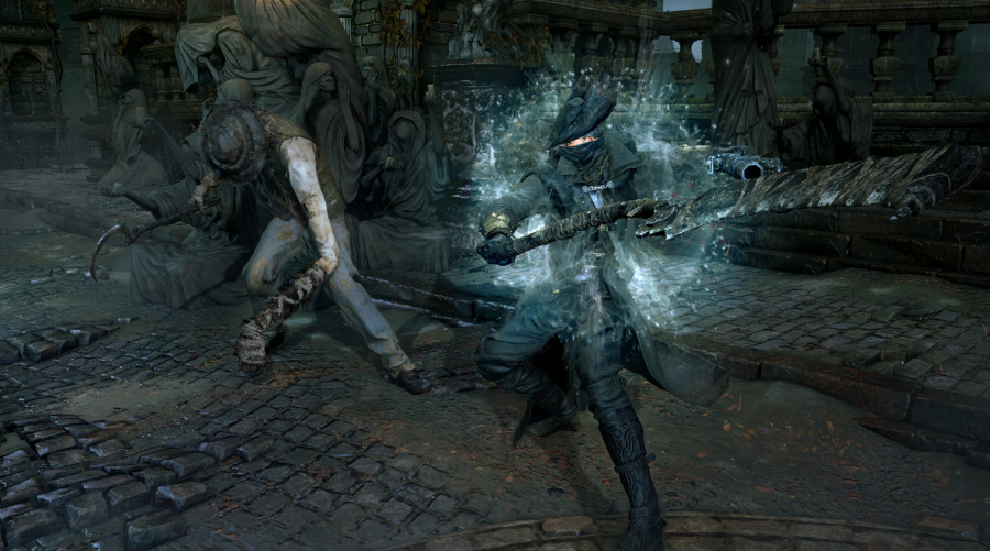 "New Playstation 4 game ""Bloodborne"" has players explore the world of Yharnam where they fight off monsters and other creatures of the nights. Official image, Playstaition."