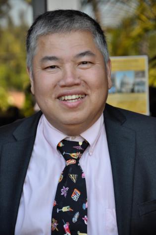 Late City College professor Hoat Le. Courtesy photo.