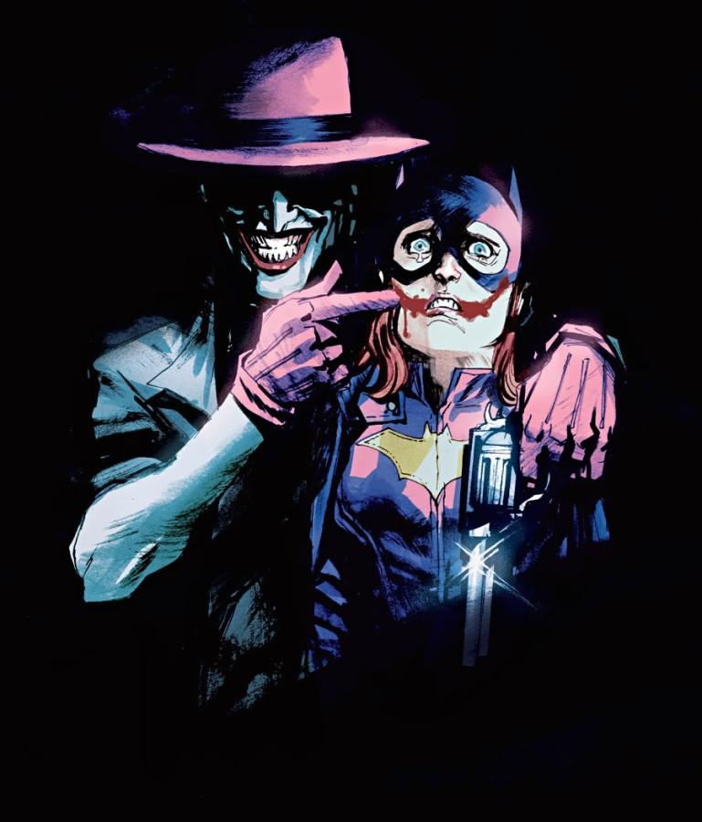 """Batgirl"" #41 variant cover by Rafael Albuquerque. Official image"