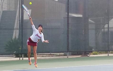 Lady Knights tennis team smashes Cuyamaca