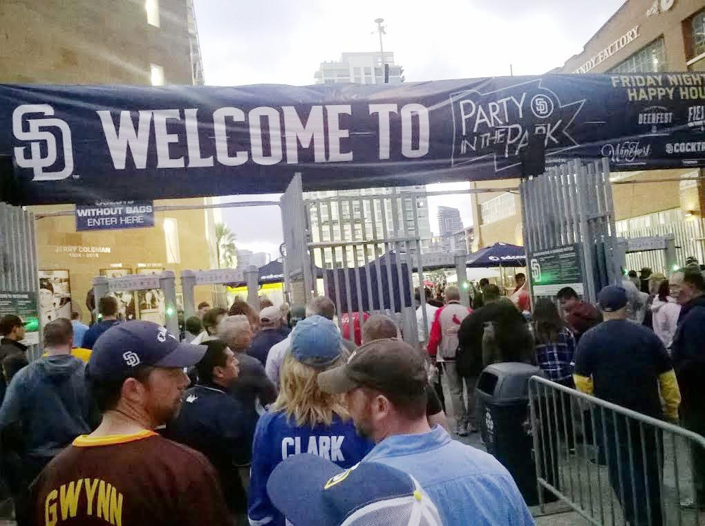 Student-price tickets are back at Petco Park. Photo Credit: Ricardo Soltero.
