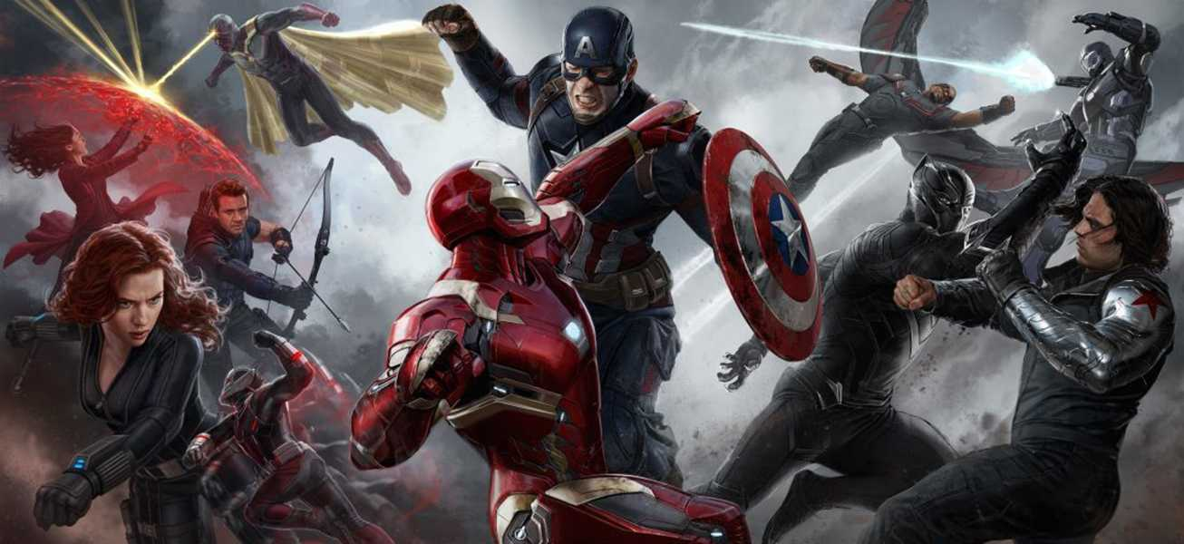 Get ready for epic comic-book showdown