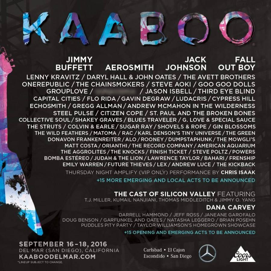 Kaaboo official poster