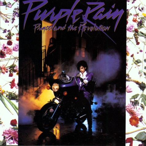 Cover from Prince's iconic 1984 album.