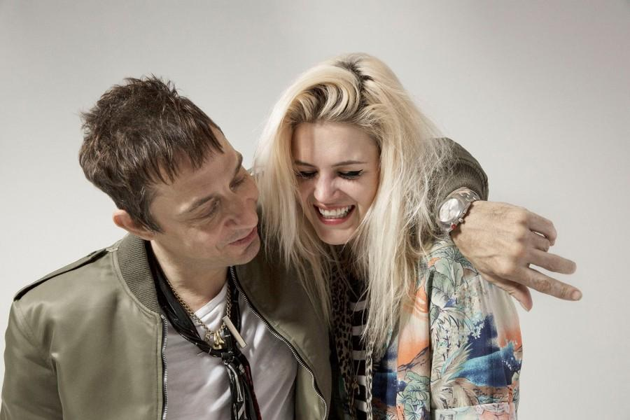 The Kills will bring their raw and edgy sound to the the desert music and art festival Official Facebook photo.