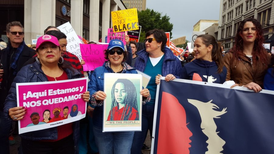PHOTO Gallery: San Diego Women's March