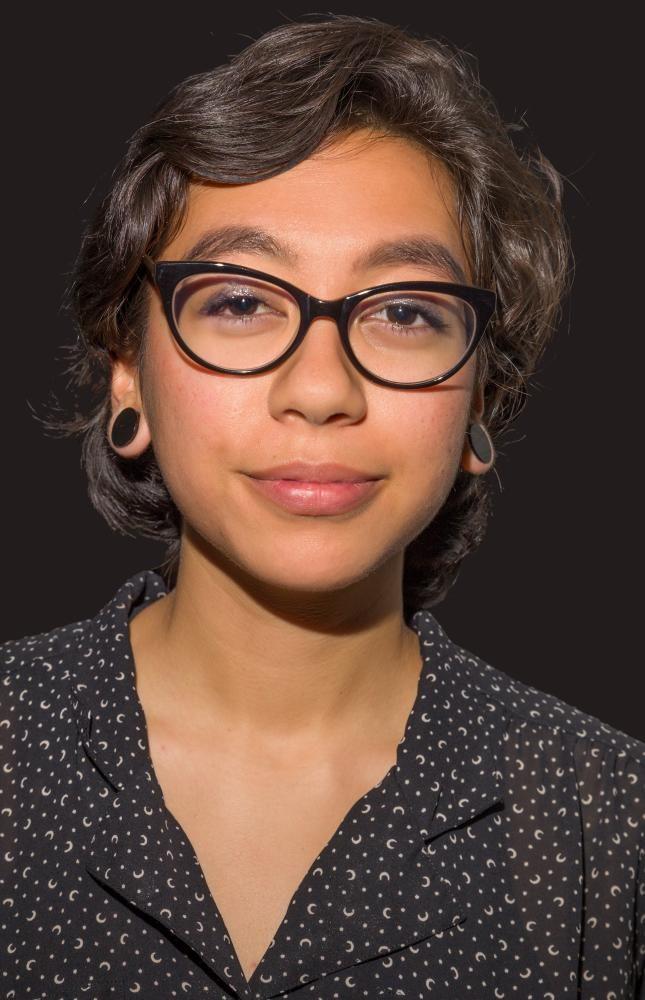 Shaylyn Martos, Opinion Editor