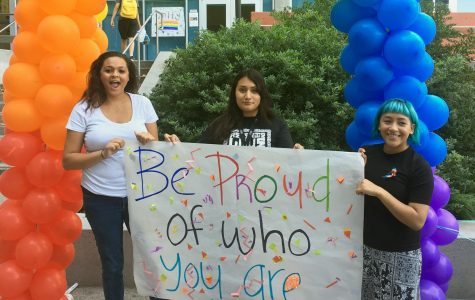 City College brings club 'out of the closet'