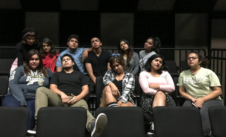 Bilingual cast of