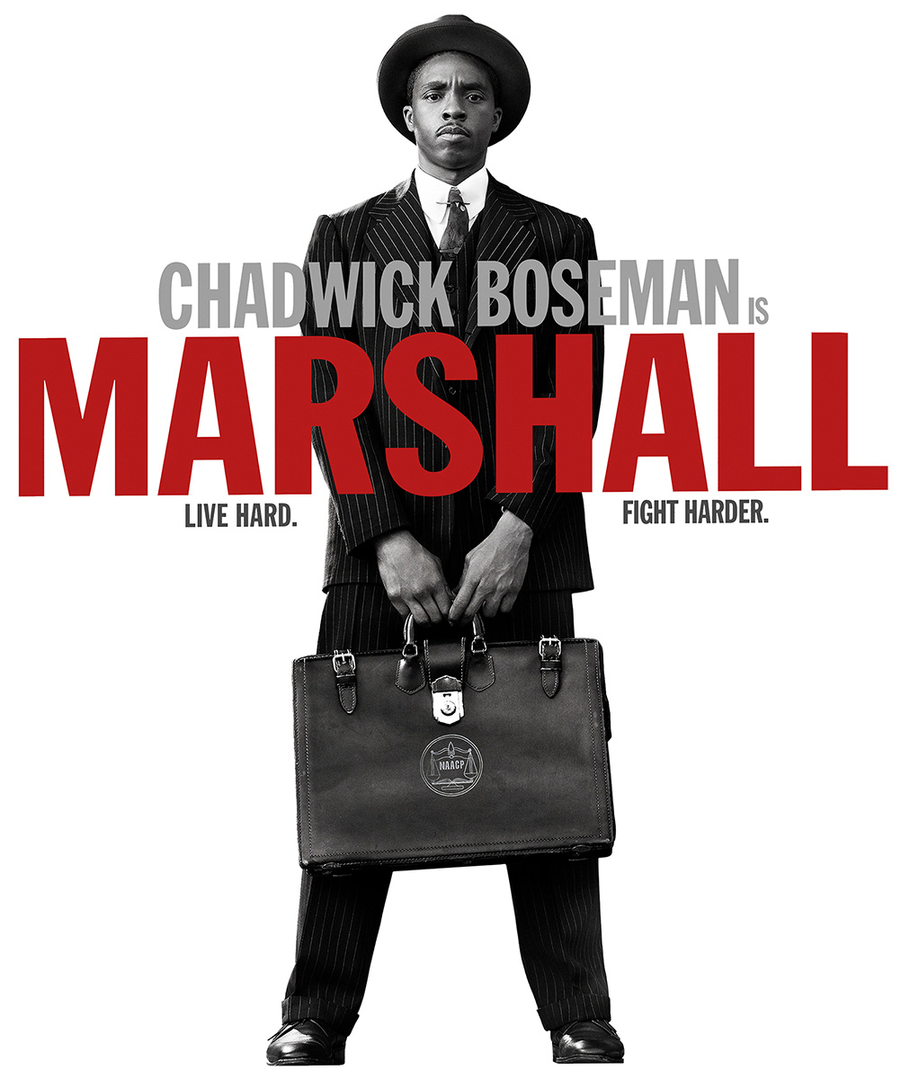 Marshall opened in the U.S. on Oct 13.