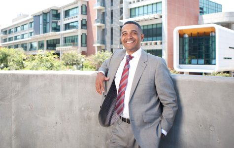 San Diego City College President Ricky Shabazz