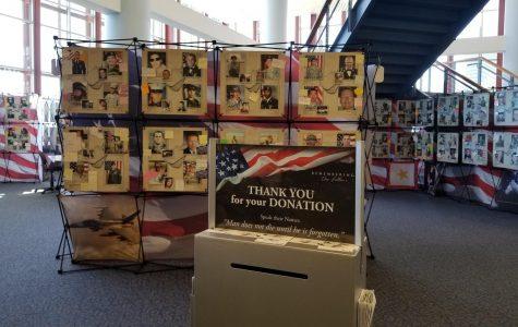Fallen Veterans Exhibit