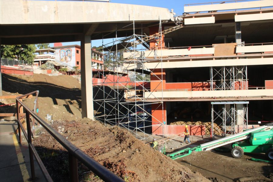 City College Construction