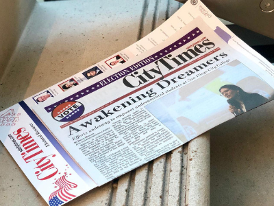 Prepare to vote with the City Times election edition