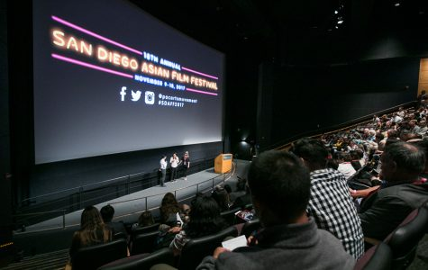San Diego Asian Film Festival by 3PIXstudios