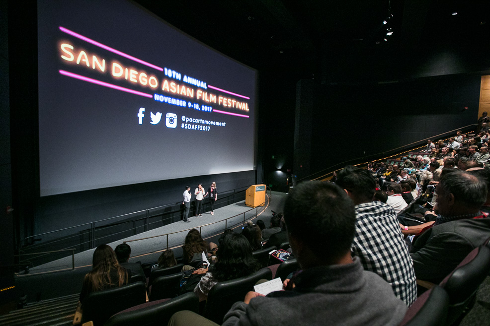 THE 19th Annual San Diego Asian Film Festival (SDAFF) IS the largest platform of Asian cinema on the West Coast. SDAFF courtesy photo.