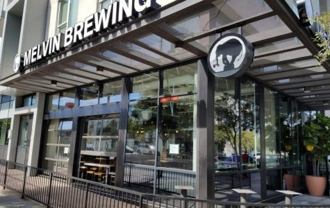 Melvin Brewing in East Village in downtown San Diego