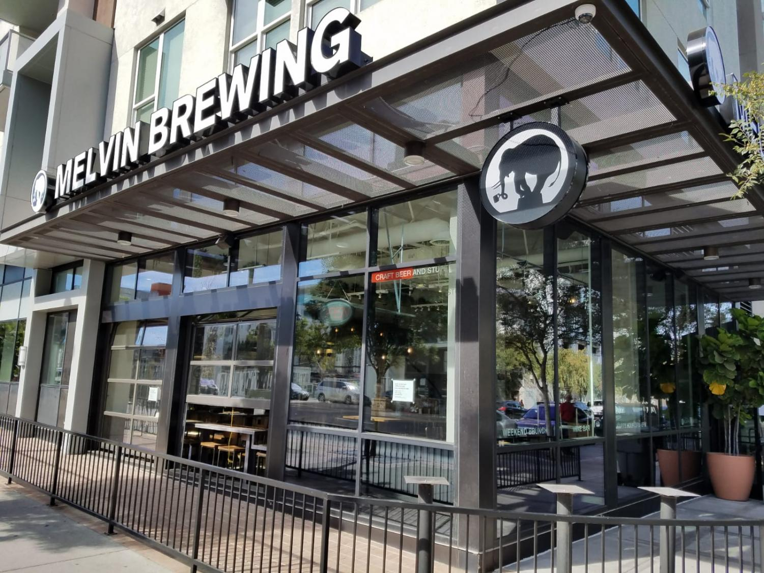 Melvin brewing is getting ready to open its stylish East Village location featuring a seven barrel brewhouse. By Brian Mohler.