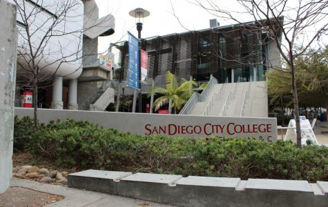 San Diego City College BT building