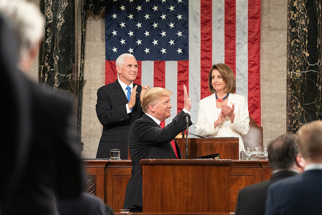 2019 State of the Union - Donald Trump