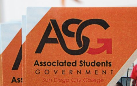 Few options for upcoming City College ASG election