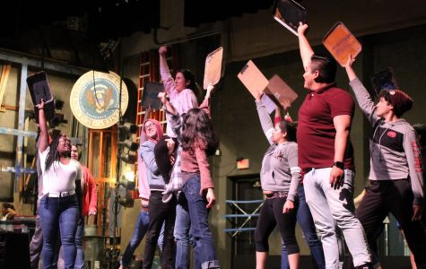 City College's drama stage is set for spring 2019