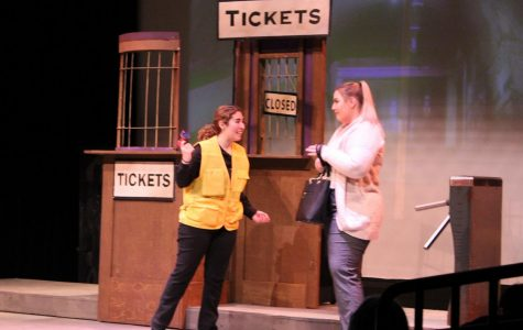 Human issues, experiences displayed on stage at New Play Festival