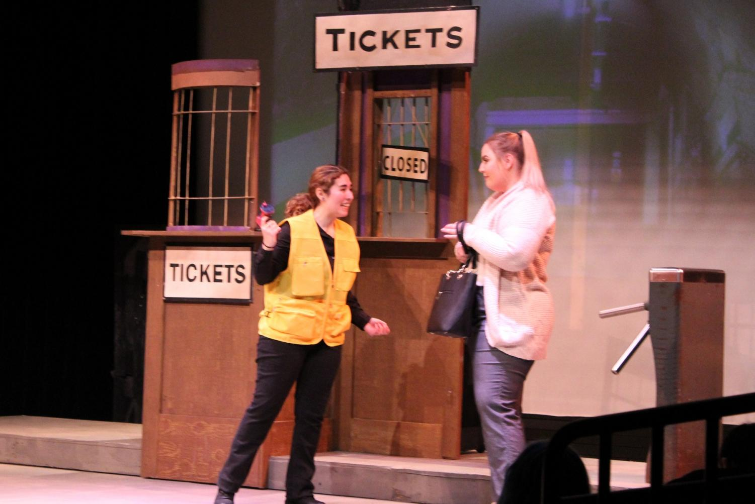 City College's New Play Festival features the top student-written plays. By Jonny Rico/City Times