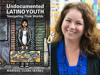 Dr. Marisol Clark-Ibáñez and her new book
